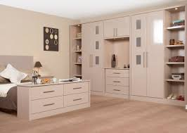 White Gloss Bedroom Units Wardrobes And Storage Solutions