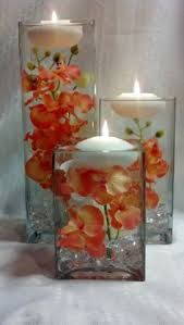 Vase And Candle Centerpieces by Waterproof Led Tea Lights Tabletop Display And Unique