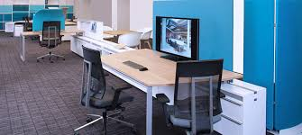 Inscape Office Furniture by Workstation Desk Wooden Contemporary Commercial Domain
