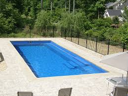 swimming pool fibreglass ideas homesfeed with picture of classic