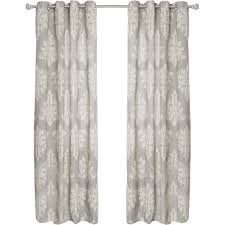 curtains ideas grommet top curtain panels inspiring pictures