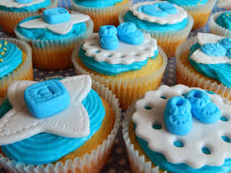 baby boy shower cupcakes 6 almond coconut cupcakes for baby shower photo baby shower