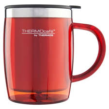 Desk Mug Buy Thermocafe By Thermos Desk Mug Red 450ml From Our Travel Mugs