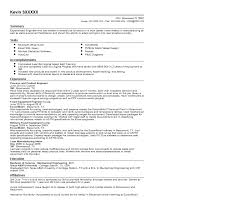 Testing Resume For 1 Year Experience Process And Product Engineer Resume Sample Quintessential Livecareer