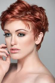red short cropped hairstyles over 50 red easy short hairstyles for women hair pinterest short