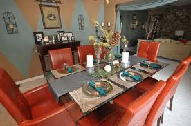 dining room table setting ideas dining room table settings home interior decor ideas