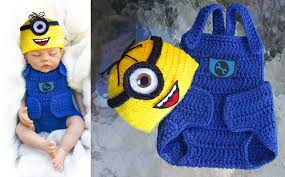 Baby Minion Costume Cutest Baby Costumes Ever Beauty Through Imperfection