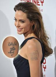 celebrity tattoo gallery the good the bad and the more com