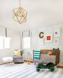 Nursery Side Table In The Nursery With What S Up S Mahan Modern