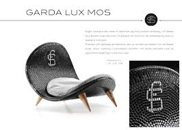 Superfine Luxury Pet Furniture Debuts Gibraltar Furniture Design