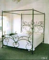 madera deco metal canopy bed frame my home pinterest canopy