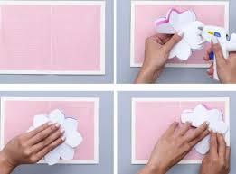 cara membuat kartu ucapan i love you wihh ini nih cara mudah bikin pop up card bunga cantik do it