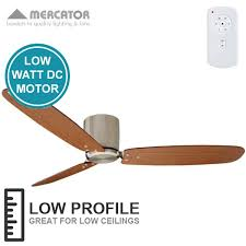 52 ceiling fan with remote mercator lima dc ceiling fan brushed chrome with dark cherry