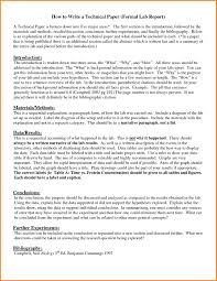 formal lab report template 10 formal lab report template resumed
