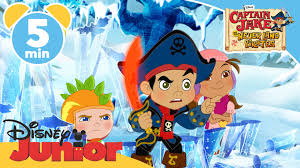 captain jake land pirates young chilly zack