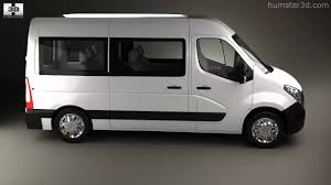 nissan van nissan nv400 passenger van 2010 by 3d model store humster3d com