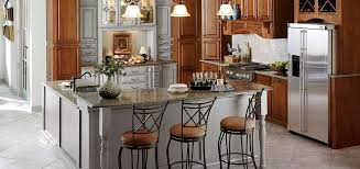 thomasville kitchen islands this cabinet color blue grey not so much the stain