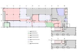 Fitness Center Floor Plans Gallery Of Smena Fitness Club Za Bor Architects 22