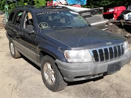 wrecked jeep grand cherokee 2002 jeep grand cherokee laredo quality used oem replacement parts