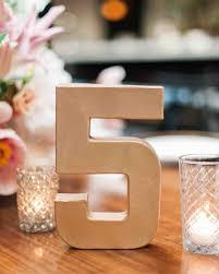wedding tables halloween wedding table number ideas creative