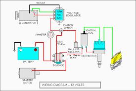 ev conversion schematic fair car electrical wiring diagram