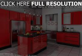 Red And Black Kitchen Ideas Red And Black Kitchen Designs Red White And Black Kitchen Ideas