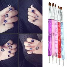 set beauty nail tool dual purpose nail art point drill pen dual