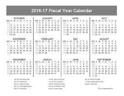 2017 us calendar printable 2016 fiscal year calendar usa 10 free printable templates