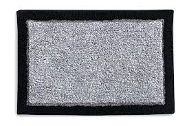 Black And White Bathroom Rugs Black And White Bath Rug Black Bathroom Rugs Cool And White