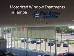 motorized window treatments in tampa hiles curtains specialties
