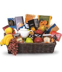 fruit bouquet san diego grande gourmet fruit basket in san diego ca mar floral gifts