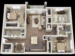 three bedroom townhomes 3 bedroom apartments apartement ideas