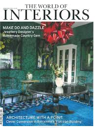 best interior design magazines decor and style