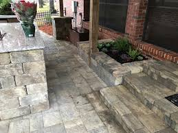 Wholesale Patio Pavers Patio Outdoor Appealing Tremron Pavers For Cozy Patio Design