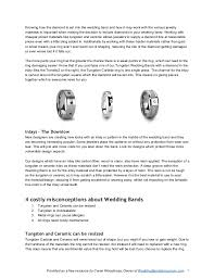 wedding band costs pdf insiders guide to choosing your wedding band