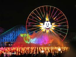 world of color season of light world of color disney california adventure