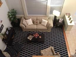Big Area Rug Is My Area Rug Big For This Space