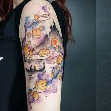 25 tangled tattoo ideas disney tangled tattoo