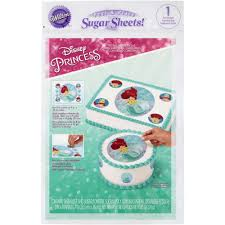 disney princess ariel images cake decorating kit wilton