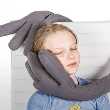 Ohio best travel pillow images Thrillist this travel pillow looks like giant cartoon