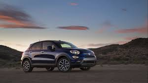 mazda modellen 2016 review fiat 500x u0027s awd option preferable to front wheel drive