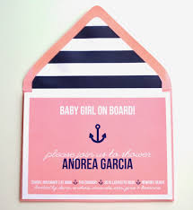 nautical baby shower invitations printable u2014 liviroom decors