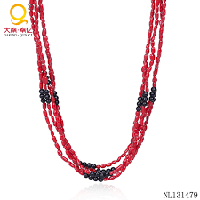 beaded jewelry design necklace images Coral beads jewelry designs coral beads jewelry designs suppliers jpg