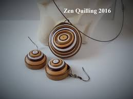 quilling earrings set 724 best quilling paper bead necklace with earring sets images