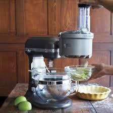 sur la table food processor kitchenaid 6500 series stand mixer with glass bowl sur la table