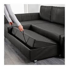 sleeper sofa bed with storage friheten sleeper sectional 3 seat w storage skiftebo dark gray ikea