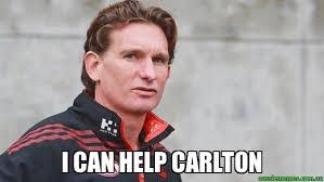 Carlton Meme - i can help carlton james hird aussie memes