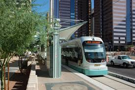 valley metro light rail schedule mesa trades road improvements for light rail extension next city