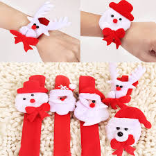 christmas accessories christmas wristbands children gift pops circle accessories