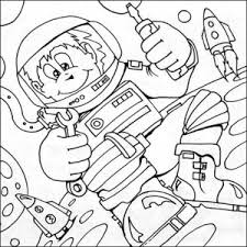 astronaut coloring page astronaut inside rocket ship coloring page download u0026 print